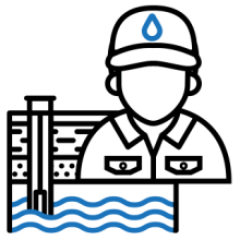 1 Гидродинамическая очистка и восстановление пропускной способности ливневой, фекальной, самотечной и дренажной канализации.