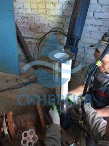 IMG 8645 1.12 225x300 Замена водоподъемной колонны на современные высокопрочные водоподъемные трубы из нПВХ (для погружных насосов).