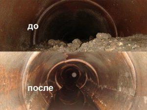 gidrodinamicheskij metod ochistki kanalizacii 1 2 300x225 Гидродинамическая очистка и восстановление пропускной способности ливневой, фекальной, самотечной и дренажной канализации.